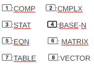 Cách bấm máy tính casio fx 570ES Plus giải hệ phương trình 2 ẩn